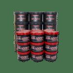 Combo – 1 fardo de Pomada Modeladora 300g (18 uni) + 1 Fardo de Gel Black 300g (24 uni)