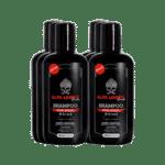 Fardo de Shampoo Alfa Look's Prime c 6uni