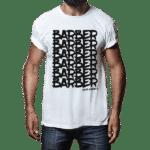 Camiseta – Barber – BRANCA