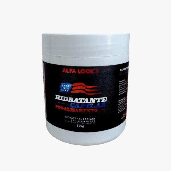 kit alisamento americano - hidratante