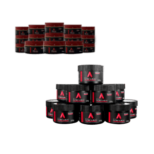 12 Unid de Gel Cola + 12 Pomada For Men